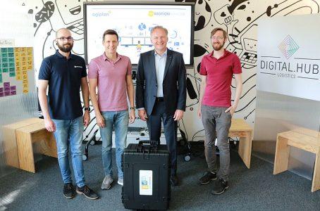 agiplan - Exklusive Partnerschaft mit MotionMiners